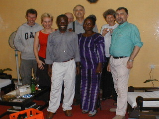 Odyssey Group in Ghana